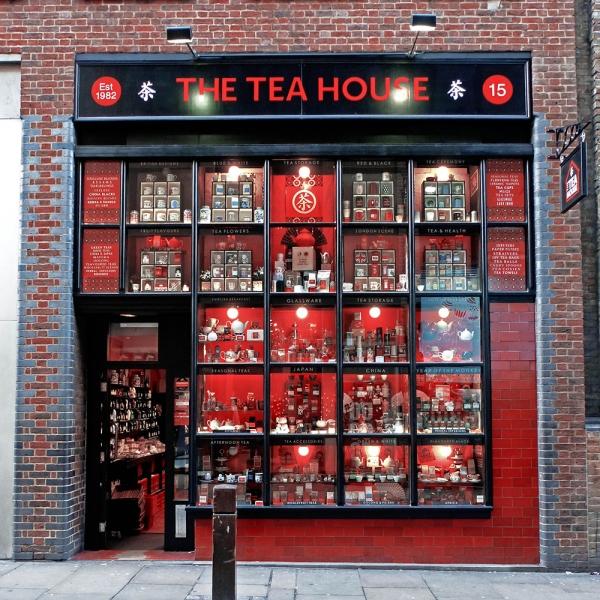 covent garden tea shop