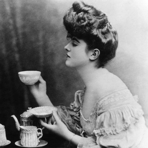 Tea & Women Through History