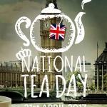 National Tea Day 2017