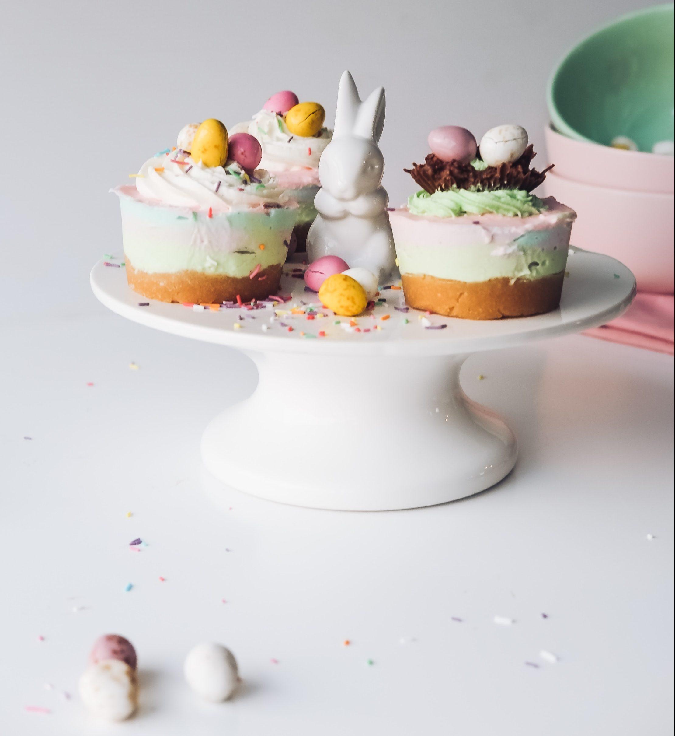 Easter Baking Recipes using Tea