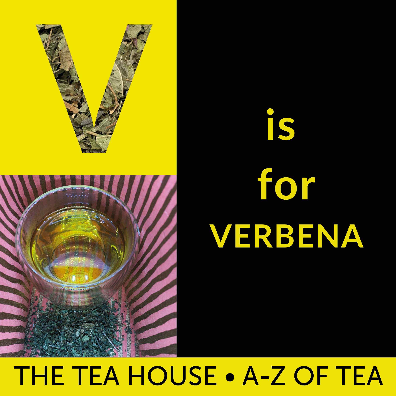 V is for Verbena