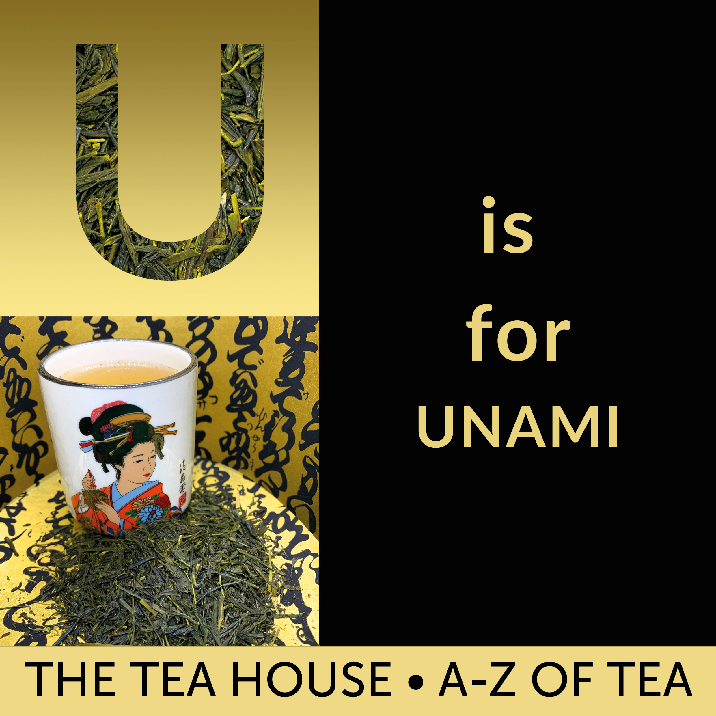 U is for Umami