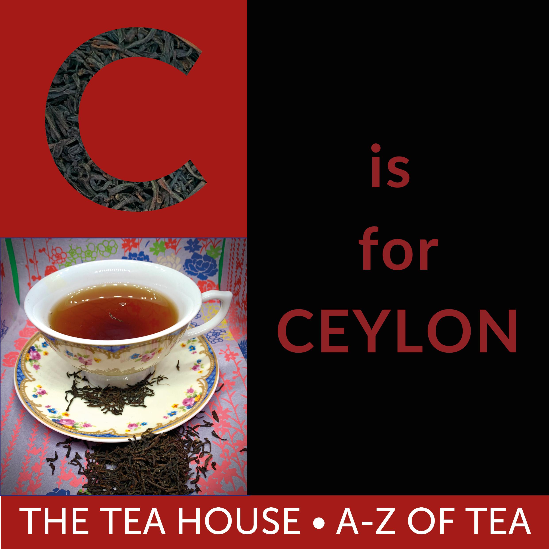 C is for Ceylon
