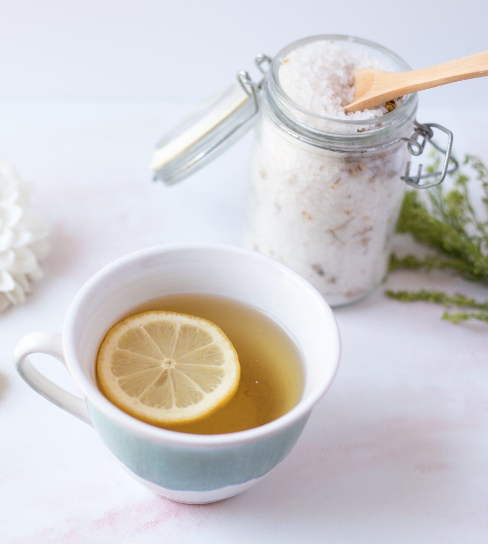 DIY BEAUTY TREATMENTS USING TEA