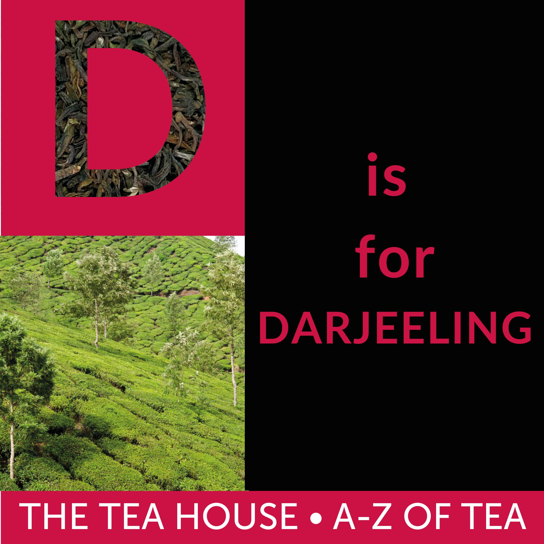 D is for Darjeeling
