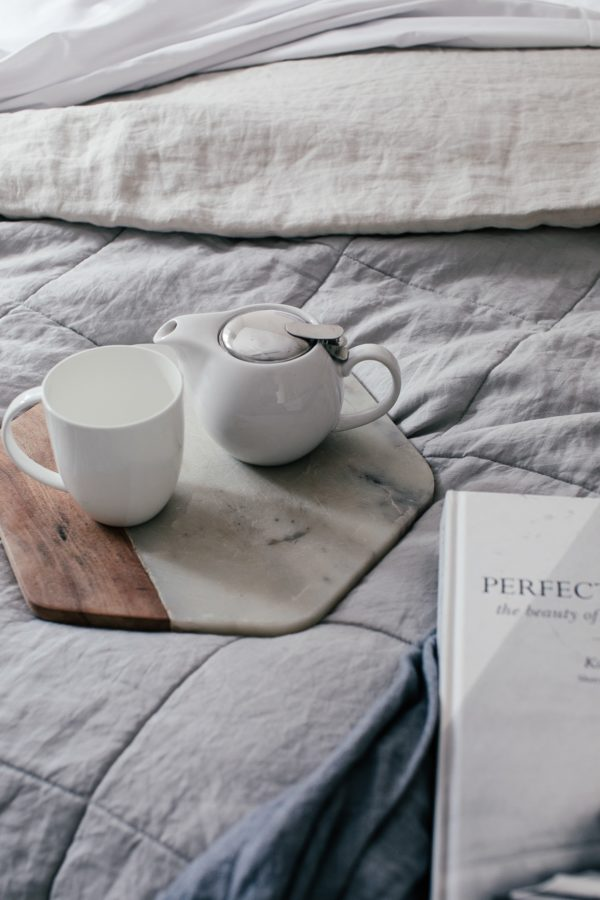 Teas to help provide calm and better sleeo