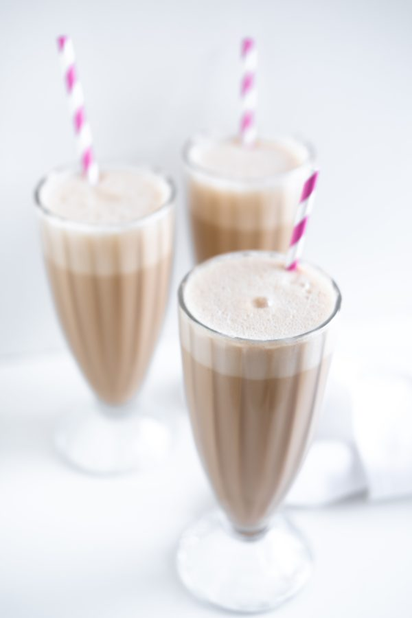 Teashake or Tea Milkshake