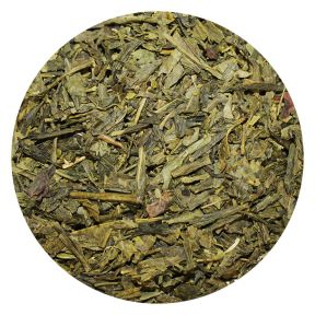 CHINA SENCHA, LARGE LEAF GREEN TEA