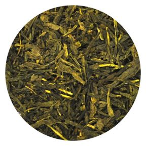 CHINA SENCHA, ORGANIC GREEN TEA