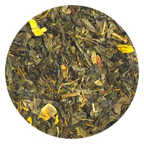 SENCHA CINNAMON AND ORANGE