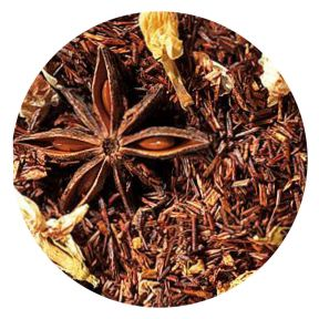 ROOIBOS CINNAMON AND VANILLA TEA