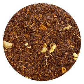 ROOIBOS GINGER AND ORANGE TEA