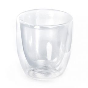 GLASS TEA CUP - DOUBLE WALL
