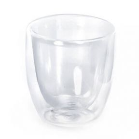 DOUBLE WALL TEA GLASS