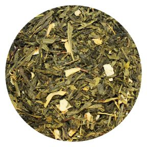 SENCHA EARL GREY TEA