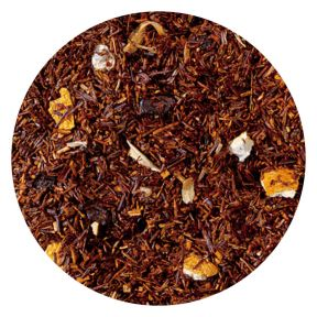 ROOIBOS CHOCOLATE AND ORANGE TEA