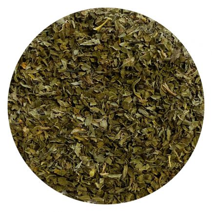 PURE PEPPERMINT LEAVES TEA