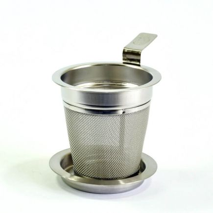 STAINLESS STEEL INFUSER WITH REST
