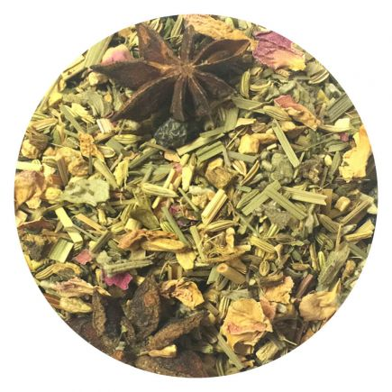 THE SPICE OF LIFE ORGANIC HERBAL TEA