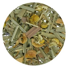 CAMOMILE AND LEMONGRASS TEA