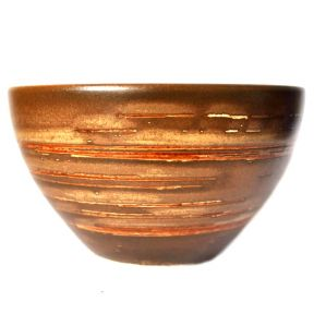 Light Brown Tea Bowl