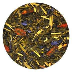 Sencha Goji And Pomegranate