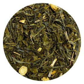 Sencha Ginger And Lemon