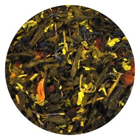 Sencha Sweet Almond