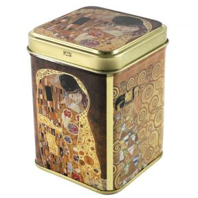 Mini Tea Tin - Gustav Klimt