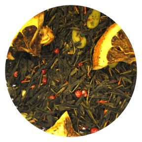 Sencha Orange & Spice