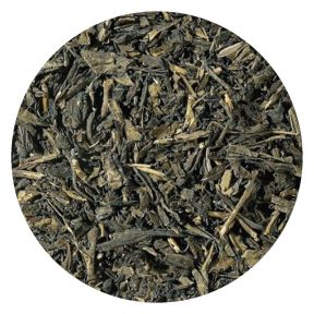 China Sencha Decaff