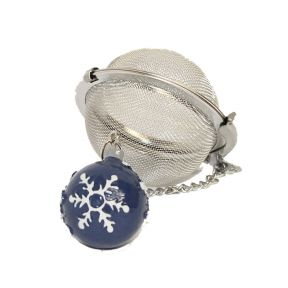 Tea Infuser - Snowflake