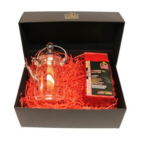 LUXURY FLOWERING TEA GIFT SET