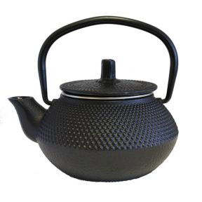 Cast Iron Teapot - Hobnail 300ml