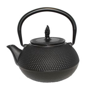 Cast Iron Teapot - Hobnail 450ml