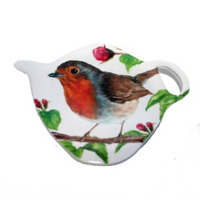 Tea Bag Holder - Robin